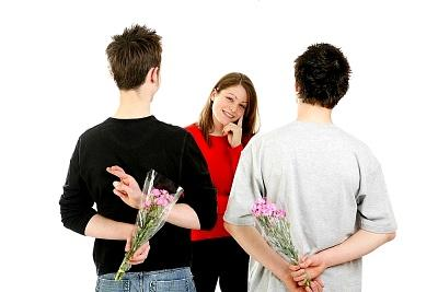 men-courting-a-woman